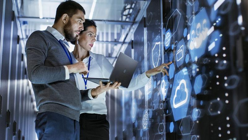 Cloud business SAP Canada Emerson Rush