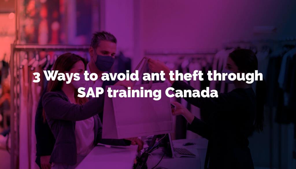 SAP training Canada