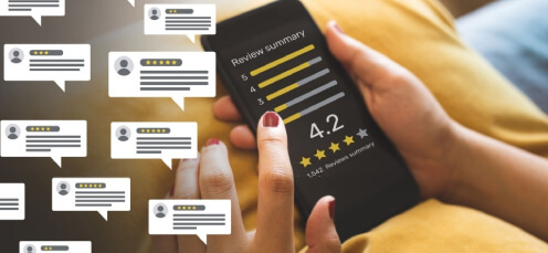 Pillar 4. Customer opinions