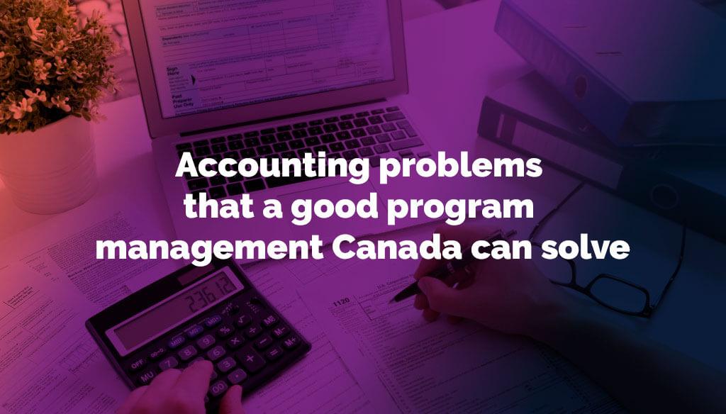 Program management Canada